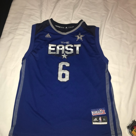 separation shoes e4212 9709b Lebron James all star game jersey 2011 small
